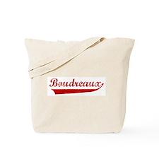 Boudreaux (red vintage) Tote Bag
