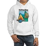 Eat. Sleep. Camp Hooded Sweatshirt