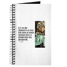 """Aeschylus """"Envy"""" Journal"""
