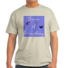 Queen Ash Grey T-Shirt