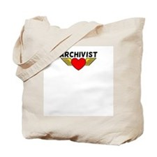 Archivist Tote Bag