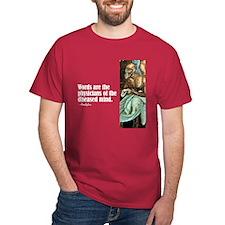 """Aeschylus """"Words"""" T-Shirt"""