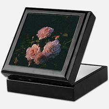 Last Rose of Summer Keepsake Box