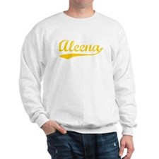 Vintage Aleena (Orange) Sweater