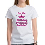 1st Birthday Princess's Godfa Women's T-Shirt