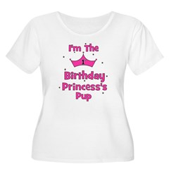 1st Birthday Princess's Pup! T-Shirt