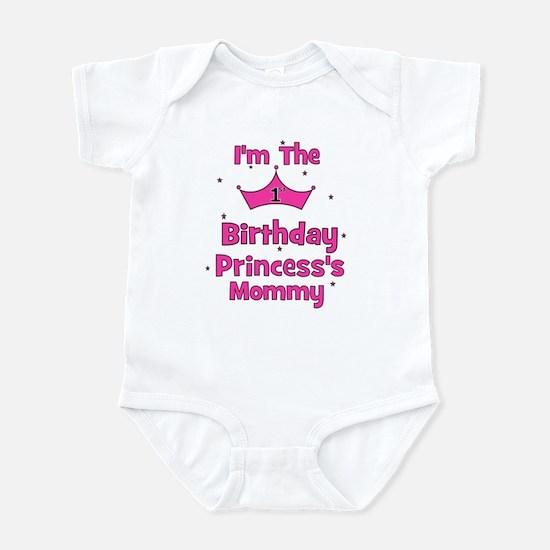 1st Birthday Princess's Mommy Infant Bodysuit