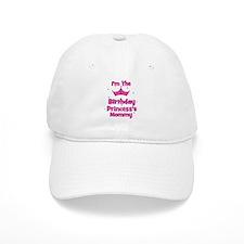 1st Birthday Princess's Mommy Baseball Cap