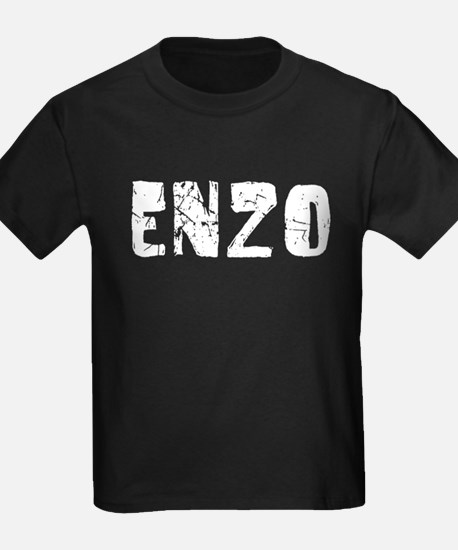 Enzo Faded (Silver) T