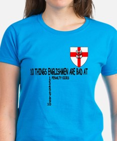England football theme Tee
