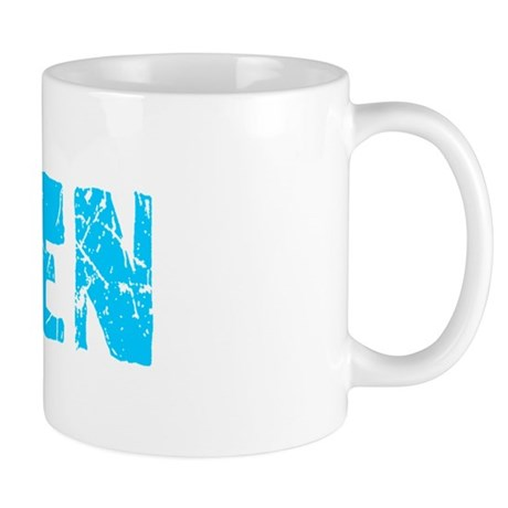 Gaven Faded (Blue) Mug