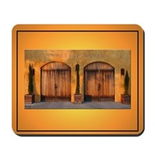 Winery Photo Mouse Pad