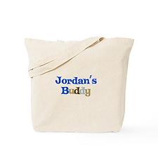 Jordan's Buddy Tote Bag