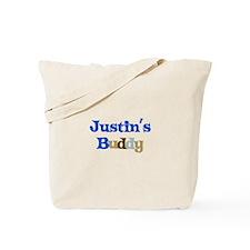 Justin's Buddy Tote Bag