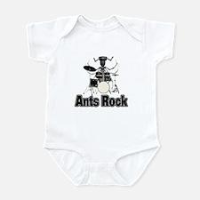 Ants Rock Infant Bodysuit