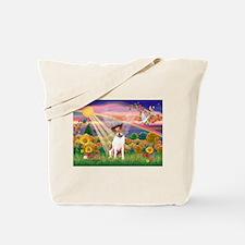 Autumn Angel / JRT Tote Bag