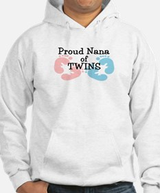 New Nana Twins Girl Boy Hoodie