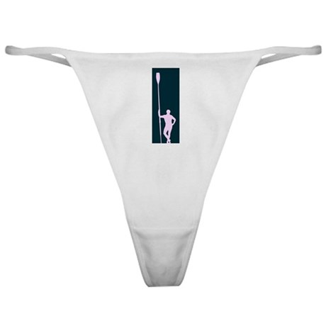READY TO ROW PURPLE LILAC Classic Thong