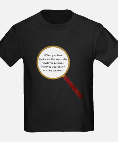 Holmes Quote T