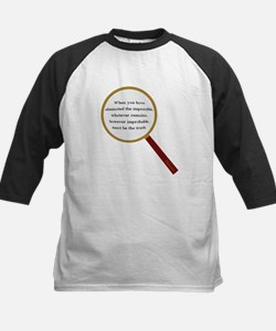 Holmes Quote Tee