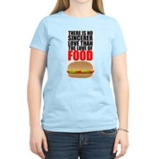 The Love of Food T-Shirt