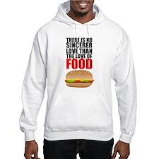 The Love of Food Hoodie