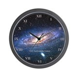 Astronomy Wall Clocks