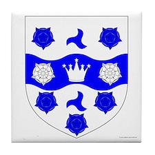 Queen of Trimaris Tile Coaster
