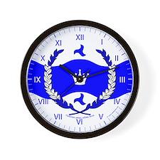 Trimaris Wall Clock