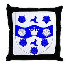 Queen of Trimaris Throne Pillow
