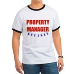 Retired Property Manager Ringer T