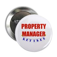 """Retired Property Manager 2.25"""" Button"""
