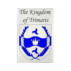 Kingdom of Trimaris Rectangle Magnet (10 pack)