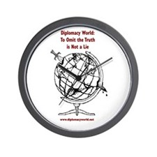 Omit the Truth Wall Clock