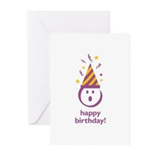 Happy Birthday! Greeting Cards (Pk of 20)