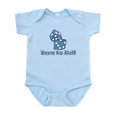 Born to roll Onesie