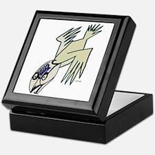 Kingfisher Keepsake Box