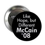 """Like Hope, But Different 2.25"""" Button"""