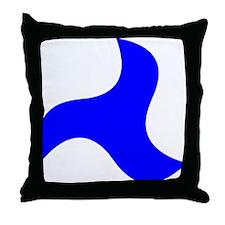 Trimaris Populace Throw Pillow