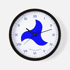 Trimaris Populace Wall Clock