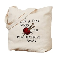An Hour A Day... Tote Bag