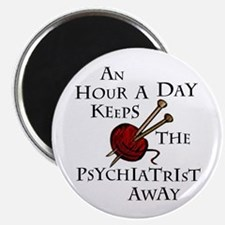 """An Hour A Day... 2.25"""" Magnet (10 pack)"""