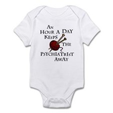An Hour A Day... Infant Bodysuit
