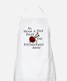 An Hour A Day... BBQ Apron