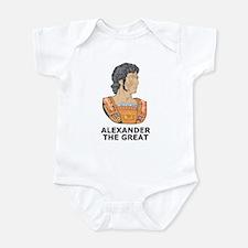 Alexander The Great Onesie