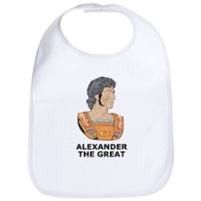 Alexander The Great Bib