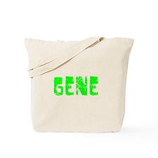 Gene Faded (Green) Tote Bag