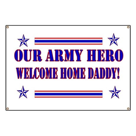 Our Army Hero Banner