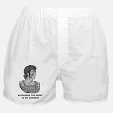 Alexander Is My Homeboy Boxer Shorts