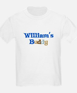 William's Buddy T-Shirt